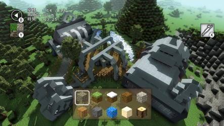【Wii U】サンドボックスゲーム「ブロック ビルダー」が8月31日に配信決定!