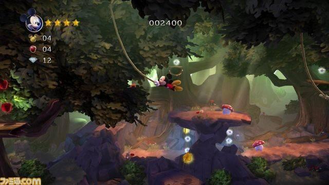 【PS3】「ミッキーマウス キャッスル・オブ・イリュージョン」が期間限定価格で配信!9月1日まで