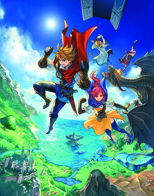 【3DS】オリジナルRPGを作り、配信もできる。「RPGツクール フェス」が11月24日発売決定!