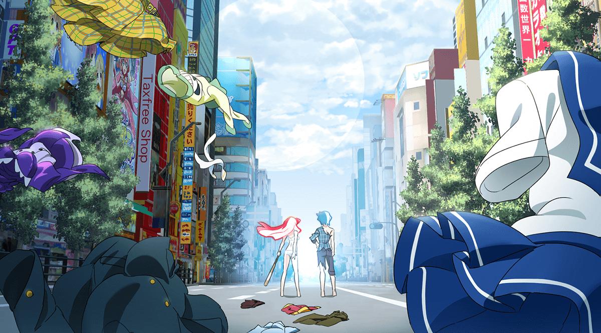 「AKIBA'S TRIP」秋葉原舞台のアクションゲームがテレビアニメ化 17年1月スタート