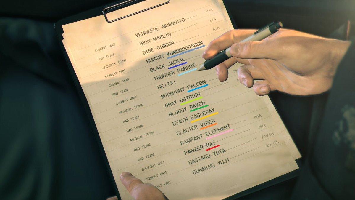 【!?】メタルギアサヴァイブを解析したら「小島監督」向けのメッセージが隠されていた!