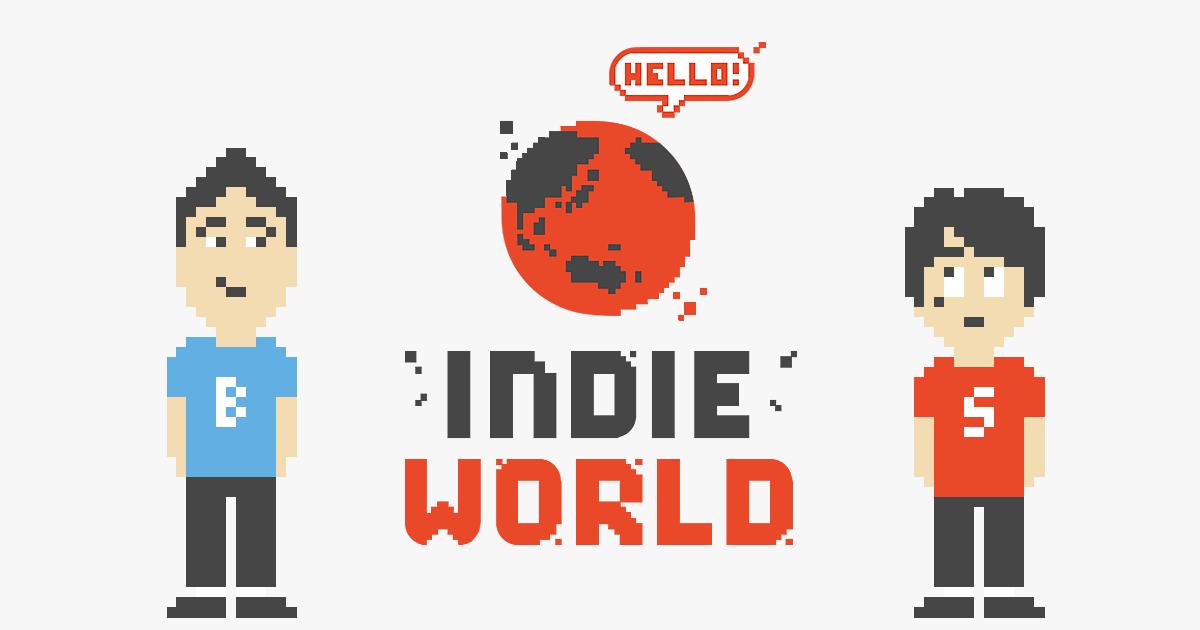 任天堂「インディーのゲームを紹介します」俺「任天堂のゲームやってるからそんなクソはいらん」