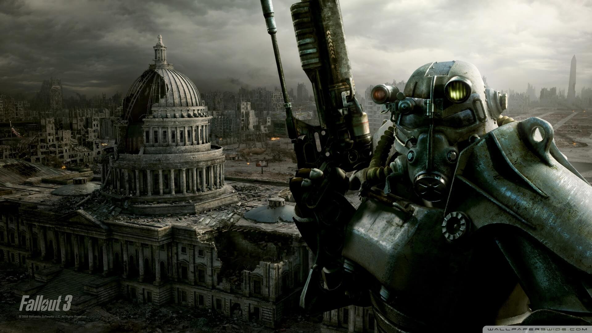 Falloutという『3』→『ニューベガス』→『4』→『76』と順番に劣化していくゲームwww