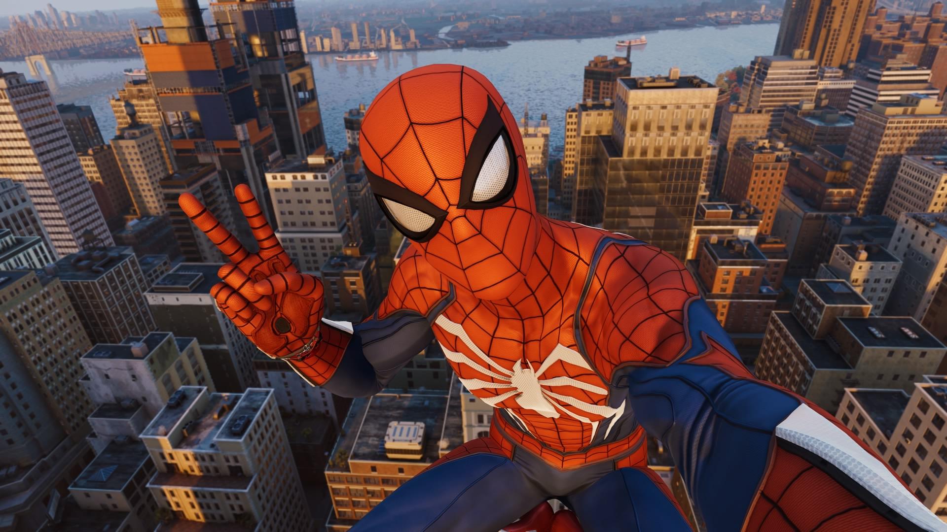 【朗報】PS5でスパイダーマン2が開発中