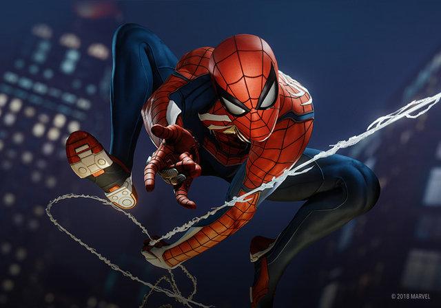 【驚愕映像】PS5、スパイダーマンのロードを0にしてしまう