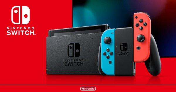 4K対応の新型「Nintendo Switch」、来年発売か ―米Bloomberg報道