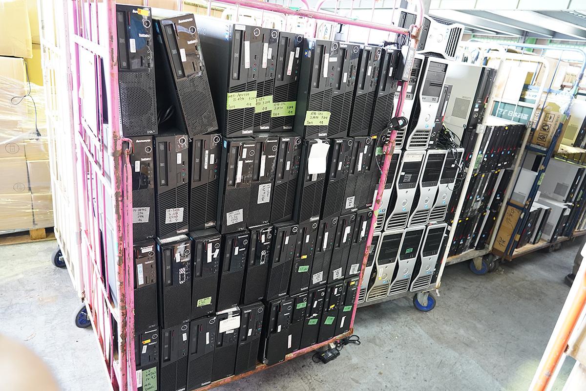 ゲーミングPCが39,800円で買えてしまう中古PC再生工場「オーエープラザ」の売り上げが好調