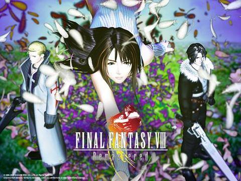 「FINAL FANTASY VIII Remastered」の発売日が9月3日に決定!