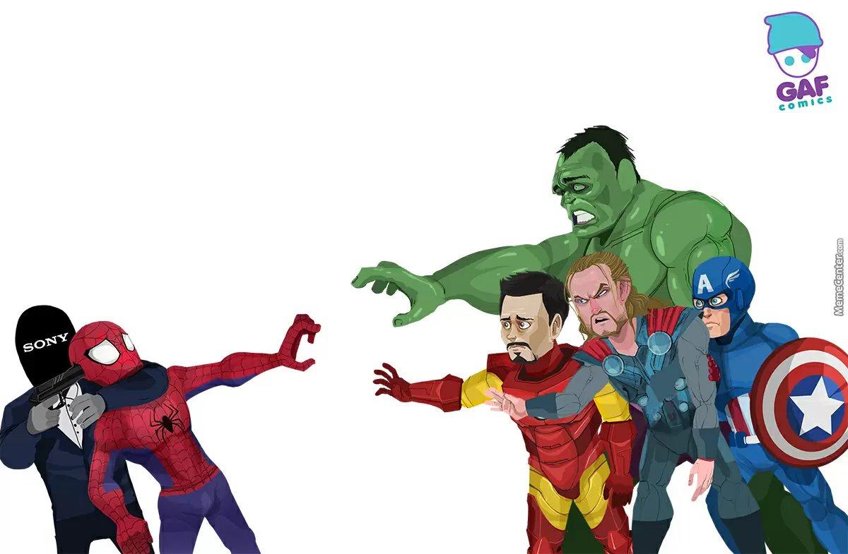 【悲報】ホークアイ役「スパイダーマンはマーベルに返すべき」