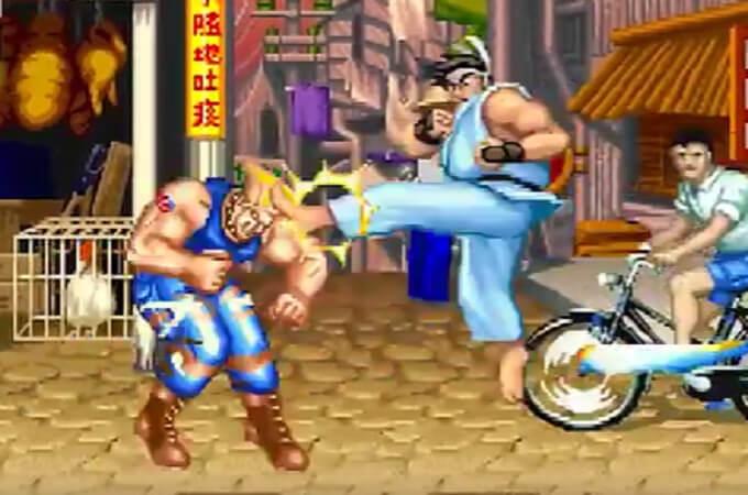 波動拳が強い→『リュウ』昇龍拳が強い→『ケン』竜巻旋風脚が強い→『?』