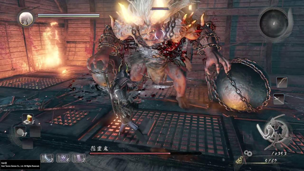 PS5版『仁王』『仁王2』が2月4日発売