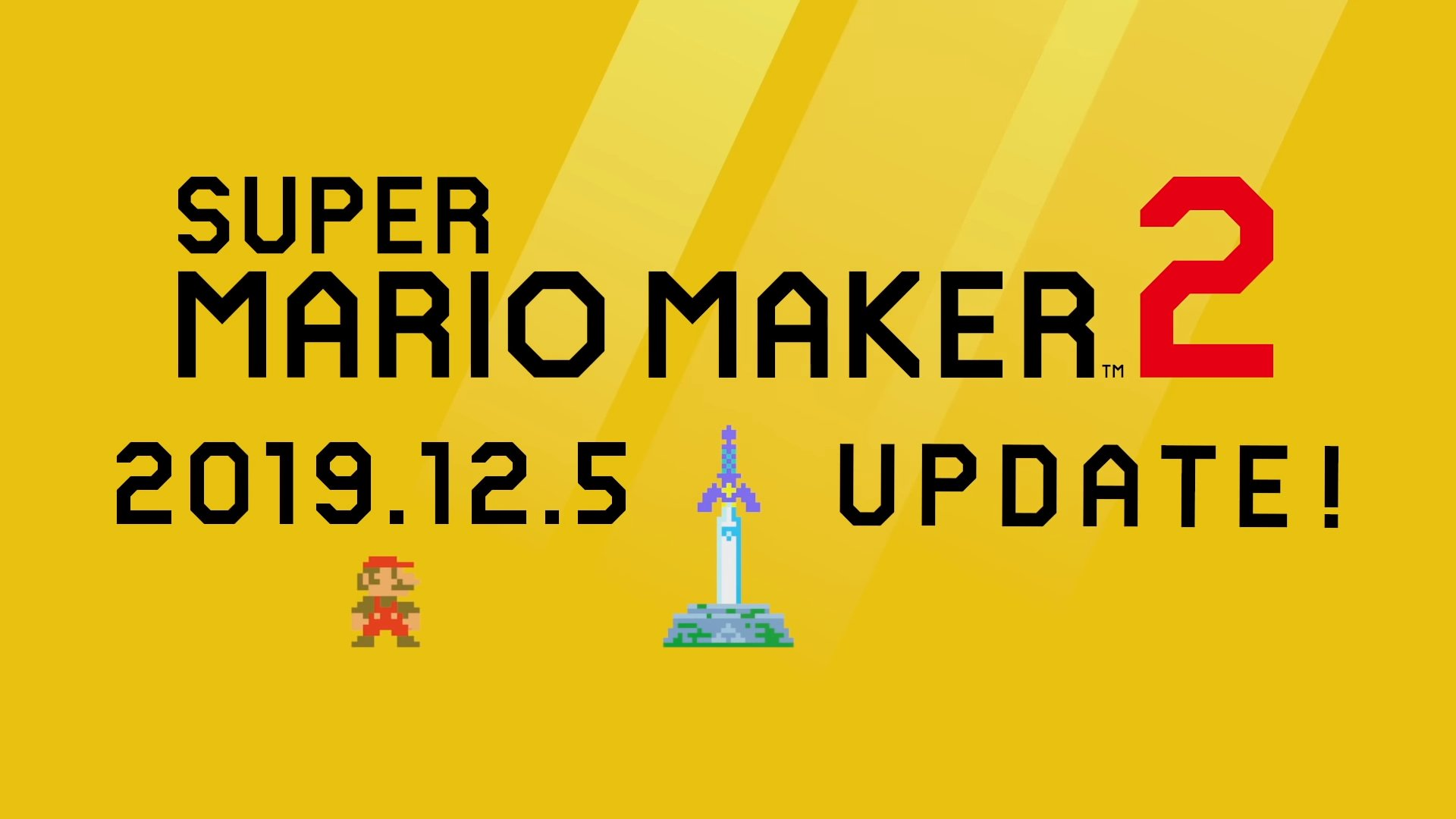 【朗報】『スーパーマリオメーカー 2 』リンクになれる Ver.2.0キタ━━━━(゚∀゚)━━━━!!