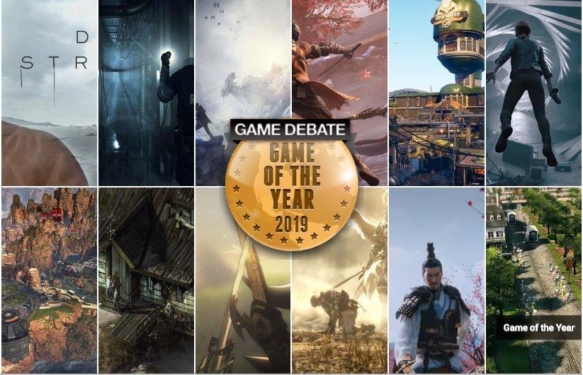 【朗報】デスストラディング、GOTY2019を受賞!!名実ともに2019年最高のゲームに決定!!!