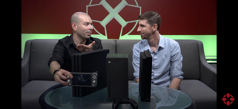 『XBOXseries X』と『その他据置ハード』のサイズ比較動画が公開!やっぱりデカかったw