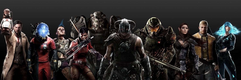 【噂】ソニー、Zenimaxを買収か!?『TES、Fallout、Doom』が今後全てPS専用ソフトになる可能性