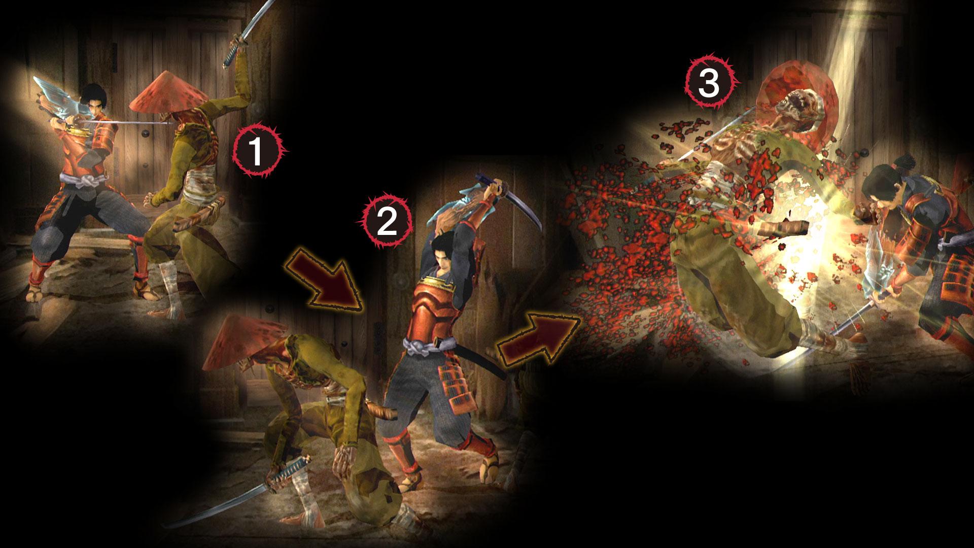 ワイ「このゲーム面白そうやな」ゲームシステム「敵の攻撃が当たる瞬間にボタンを入力すると」