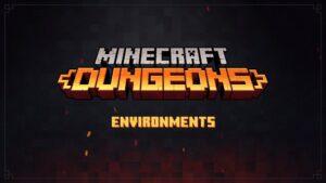 マイクラでハクスラ「Minecraft Dungeons」クッソ面白そうw