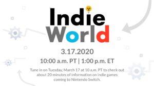 Nintendo Direct 2020.3.17
