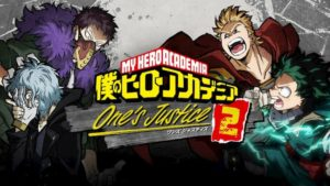 GEOバイヤー「PS4、Switch『僕のヒーローアカデミア One's Justice2』の順位は3位と7位」