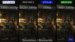 バイオ3リメイク、PS4Proの大幅な劣化が判明する
