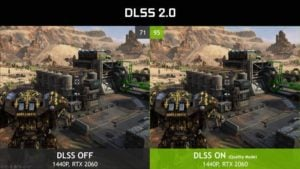 【朗報】NVIDIA 2倍高速化で画質も向上したAI処理技術「DLSS 2.0」を投入