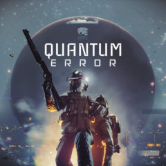 【PS4/PS5】「QUANTUM ERROR」発表!
