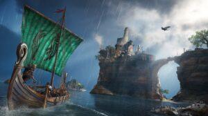 アサシンクリード新作、XboxOne・XboxSeries X・PS5・PS4・PC・Stadiaで2020年冬発売へ!