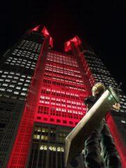 【画像】東京都庁がラストダンジョンみたいになる