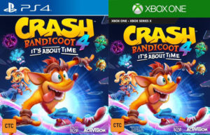 【朗報】クラッシュ・バンディクー4、PS4/XboxOneで発売決定!!!