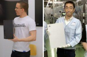 【朗報】PS5、思ったより小さい事が比較画像で明らかに!!