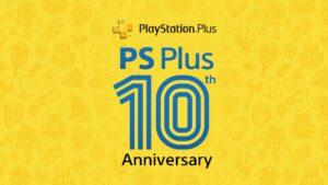 【朗報】PSプラス10周年を記念して豪華フリプが配布!これは凄いぞ!!