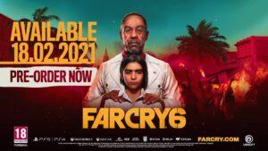 FarCry6のポスター広告にPS5を皮肉ってる表示があることが判明