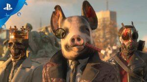【悲報】Xbox Series S『Watch Dogs Legion』 Dynamic 1080p