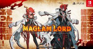 PS4『マグラムロード』発売決定!サモンナイトスタッフの完全新作RPG