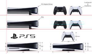 PS5には「縦置きスタンド」が同梱されることが判明。※PS4用の純正品は2280円