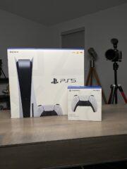 PS5は公式に8K対応をアピール 外箱に大きく記載