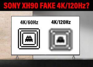 ソニーの4Kテレビ、実際は4Kではなくアップスケーリング表示だったことが判明