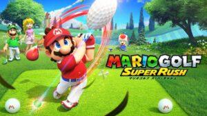 【衝撃】マリオゴルフ、メタスコア74
