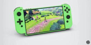 Switch2(Pro)、7インチ有機EL&新型Nvidia専用チップ&4K対応ドッグ&DLSS対応で3万9800円か?