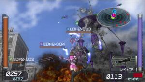 【EDF!】地球防衛軍2-3がSwitchで発売【EDF!】