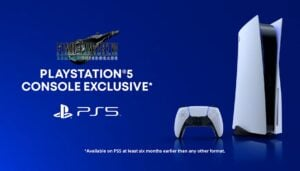 【朗報】PS5『FF7リメイク インターグレード』、半年の時限独占と明言!