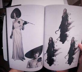 【トレパク?】バイオハザードヴィレッジのコンセプトアートについてのインタビューが食い違う件