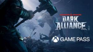 【朗報】Dungeons&Dragons Dark Alliance初日ゲームパス入り決定!!!【日本語版あり】