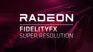 【朗報】AMDがFidelity FX Super Resolutionを発表!【AMD版DLSS】