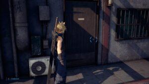 【超朗報】PS5版『FF7リメイク」、なんとドアが大幅に進化する!これがPS5の力だ!!