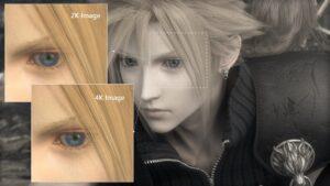 【朗報】「FF7 アドベントチルドレン」が4K化になって発売決定。 髪の毛の質感もより明瞭に!