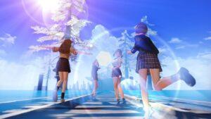 ブルーリフレクション新作『BLUE REFLECTION TIE/帝』が10月21日にSwitch/PS4で発売決定!