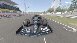 【悲報】PS5版『F1 2021』パッチでレイトレ削除wwwwww