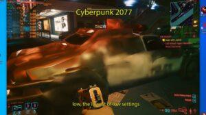【悲報】SteamDeckさん、サイバーパンク2077がボケボケ30fpsでしか動かない低スペとバレる…