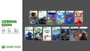 Xbox Game Pass 9月後半ラインナップ公開